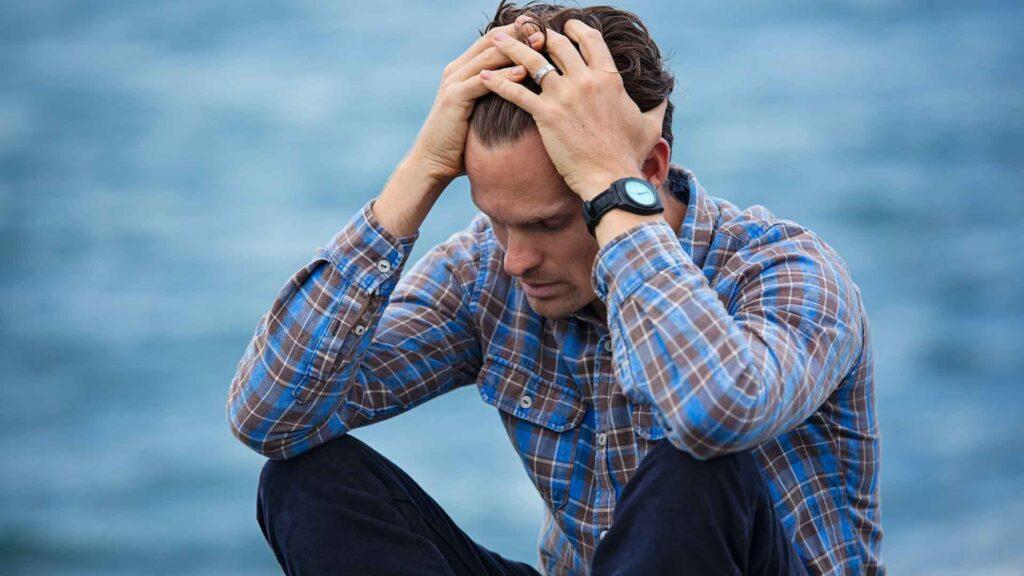 Angstzustände werden durch Sorgen oder Beklemmungen hervorgerufen