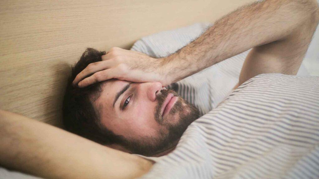 Schlafstörungen zeigen sich vor allem bei mentaler Belastung